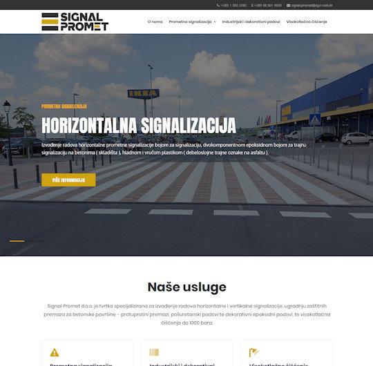 Datiranje web mjesta